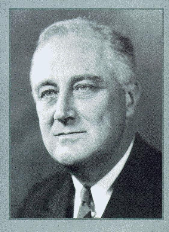 Election of 1932 Franklin D. Roosevelt (FDR) preached a brand of cautious liberalism, rejecting Hoover's conservatism and the radical approach of socialists and communists.