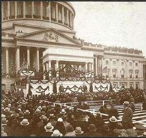 FDR Restored Confidence In his inaugural address, he said The only thing we have to fear is fear itself.