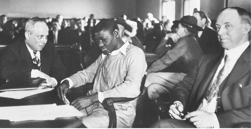 The Social Cost of the Depression Court Decisions and Civil Rights During the New Deal, African Americans gained legal victories in the Supreme Court concerning their civil rights.
