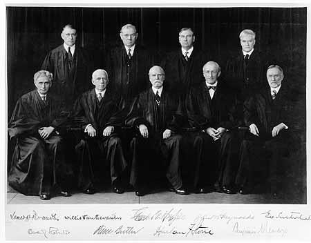 Opposition from the Court The Second New Deal Many of FDR s New Deal programs found themselves outside constitutional authority, and some, like