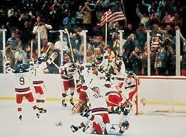Why was the 1980 US Olympic hockey victory over the Soviet Union so