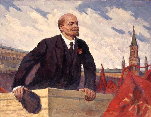 the workers Lenin signed a truce with Germany &