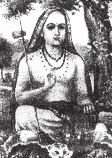 (From Page 16) Shankaracharaya, at that juncture appealed to her that she should stay at Shringeri only permit her worshippers to serve her.