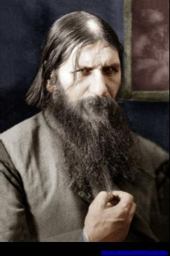 Cause #3: Corruption in the Czar s Family: Rasputin (1872-1916) Born a peasant in Siberia, Grigori Rasputin became a religious teacher, although he was never ordained as a priest.