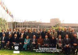 ILPES/ECLAC TRAINING 43 INTERNATIONAL COURSES 4,000 TEACHING HOURS 1,500 PARTICIPANTS PARTICIPANTS BY COUNTRY OF ORIGIN,