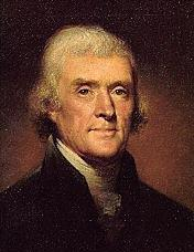 and THOMAS JEFFERSON