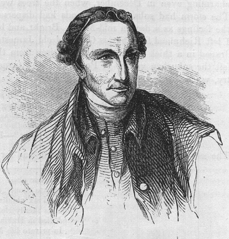 PATRICK HENRY refused to attend the convention