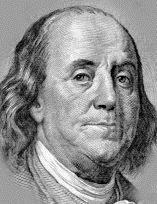 BEN FRANKLIN was a famous scientist and