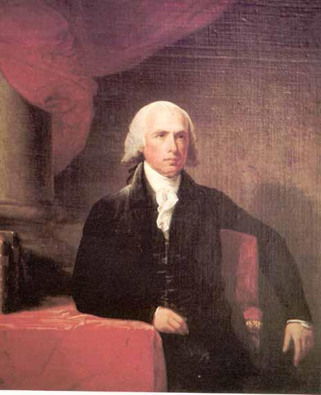JAMES MADISON is known as the Father of