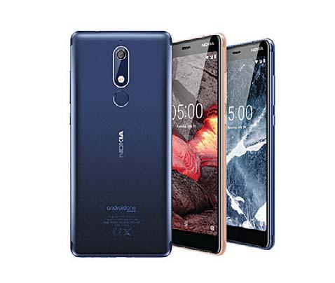 Go, combined with the premium craftsmanship and design expected from a Nokia smartphone and the performance to match.