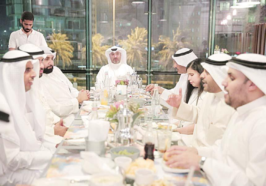 LOCAL 3 HH the Amir with HH Sheikh Nasser HH the Amir with the Minister of Defense HH the Amir with author Talal Al-Shili HH the Amir with poet Saud Al-Mutairi HH the Amir with Prof Nasser Al-Mutairi