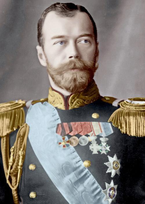 A: Autocratic Government of Tsar Nicholas II Autocracy is defined as government in which the ruler has