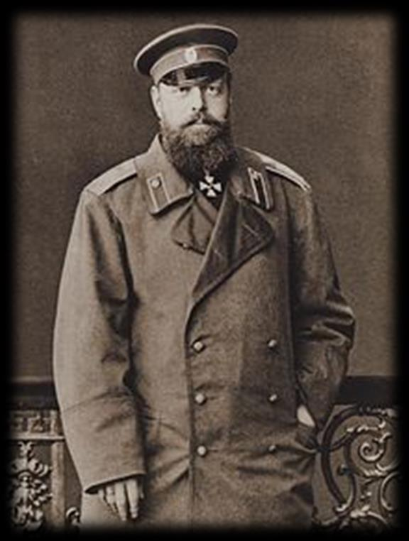 C. Alexander III (r. 1881-1894) 1. Most reactionary tsar of the 19 th century a.