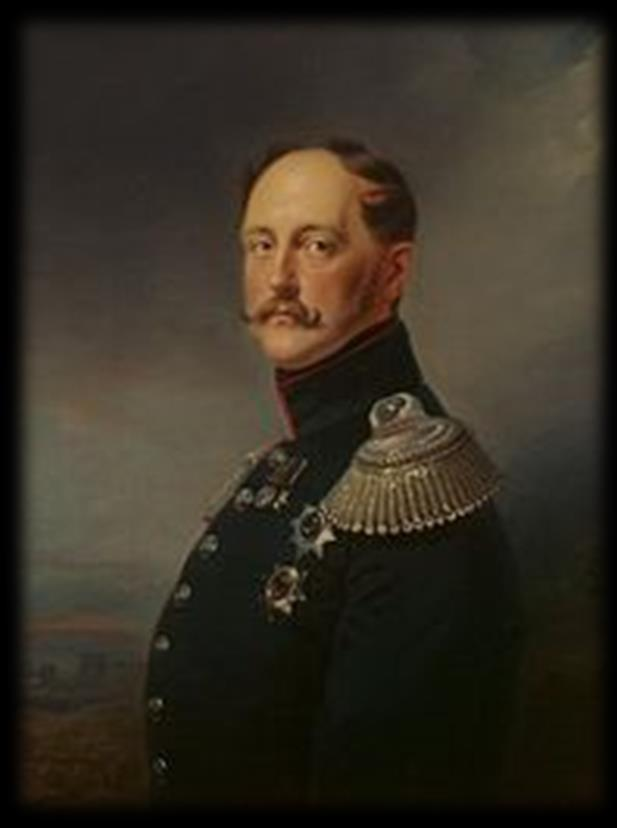 C. Tsar Nicholas I (r. 1825-1853) 1. Europe s most reactionary monarch a.