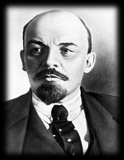 V. The October Revolution A. Rise of Vladimir Lenin 1.