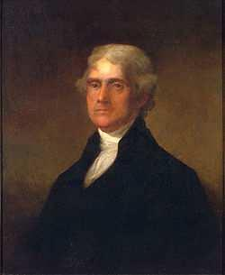 Jeffersonian Republican Party became a group of conservative states rights politicians.