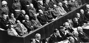 Nuremberg Trial Defendants Problems of Peace At the Potsdam Conference, the Allies (Great Britain, France, United States, and the Soviet Union) agreed on several things.