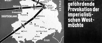 Berlin Deep in the Soviet Zone Crisis in Berlin In June 1948, the Soviets blocked off all land,