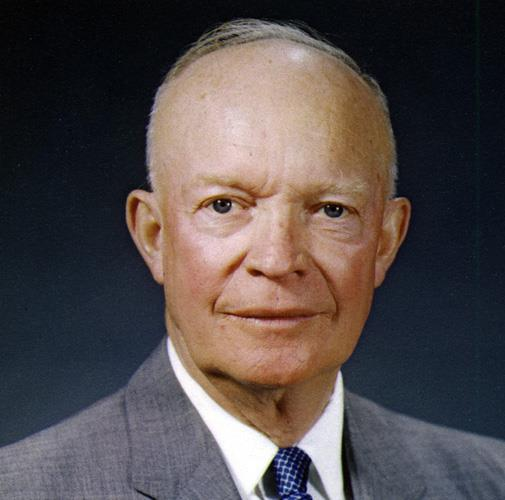 Eisenhower Doctrine Troubles in the Middle East led Congress to adopt what becomes known as the Eisenhower doctrine in 1957.
