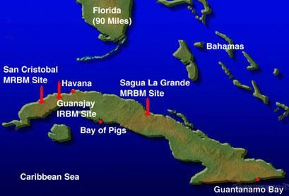 On April 17, 1961 1,400 Cuban exiles land on the Bay of Pigs on the