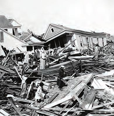 608 Chapter 21 Leading the Way: The Progressive Movement, 1890-1920 Figure 21.4 The 1900 hurricane in Galveston, Texas, claimed more lives than any other natural disaster in American history.