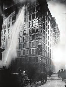 612 Chapter 21 Leading the Way: The Progressive Movement, 1890-1920 Figure 21.8 On March 25, 1911, a fire broke out at the Triangle Shirtwaist Factory in New York City.