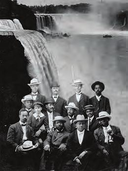 Chapter 21 Leading the Way: The Progressive Movement, 1890-1920 621 Figure 21.15 This photo of the Niagara Movement shows W. E. B. Du Bois seated in the second row, center, in the white hat.