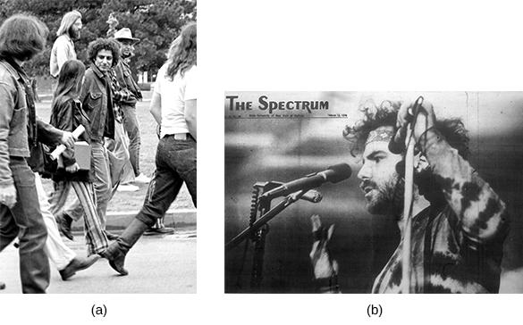 Chapter 30 Political Storms at Home and Abroad, 1968-1980 901 Hoffman, and five other protesters (called the Chicago Seven ) were placed on trial for inciting a riot (Figure 30.9). Figure 30.