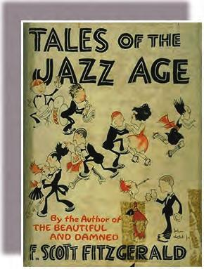 Chapter 24 The Jazz Age: Redefining the Nation, 1919-1929 695 CHAPTER 24 The Jazz Age: Redefining the Nation, 1919-1929 Figure 24.1 The illustrations for F.