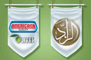 partnership with The Egyptian Canning Company Group AMERICANA responsible for the production of Americana Olives, one of Americana Group s most distinctive brands.