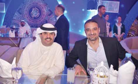 the Palms Beach Hotel and Spa honored its tradition of hosting an annual ghabka night for the media community, editors, representatives, photographers, TV professionals and Influencers in