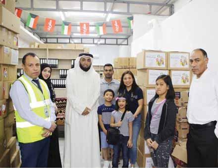 Established 1961 5 Local Farwaniya Governor receives Ramadan well-wishers KUWAIT: Farwaniya Governor Sheikh Faisal Al-Humoud Al-Malik Al-Sabah received well-wishers on the advent