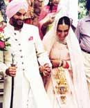 Filmmaker Karan Johar was the first to announce the wedding on social media which was then followed by congratulatory messages from many in the film industry.