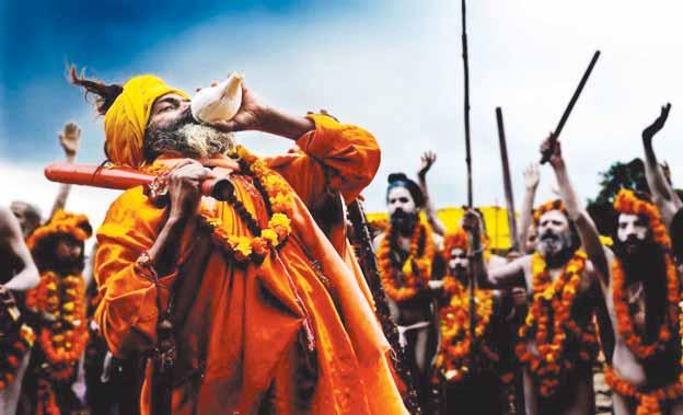 In 2017, UNESCO added Kumbh Mela under its list of Convention on Intangible Cultural Heritage (ICH) which was adopted in 2003. In 2016, yoga was added to the same list of this Convention.