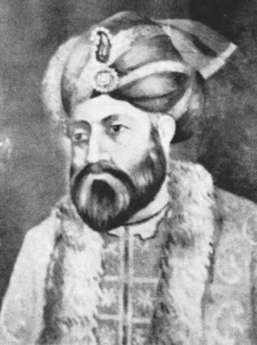 Ahmad Shah Abdali Durrani was the founder