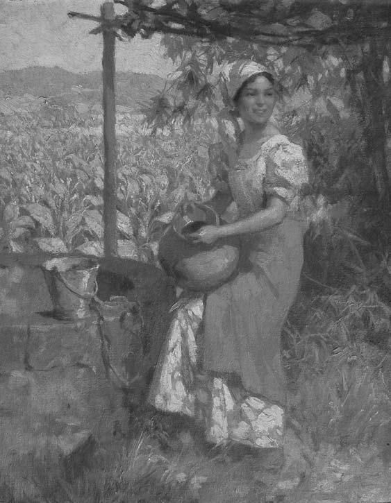 Defining The Filipino Woman in colonial Philippines 33 woman was disappearing.