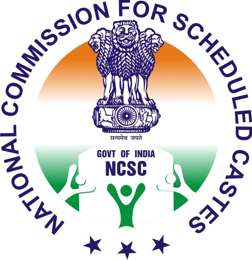 ANNUAL REPORT 2015-16 GOVERNMENT OF INDIA NATIONAL COMMISSION FOR SCHEDULED CASTES 5 th Floor,