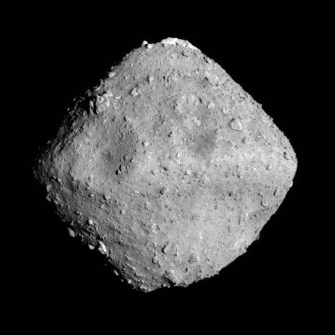 P a g e 183 Pic: Ryugu asteroid (https://www.thehindu.com/scitech/science/szvi4w/article24273216.ece/alternates/free_660/thjc-space-japanprobe) Do you know?