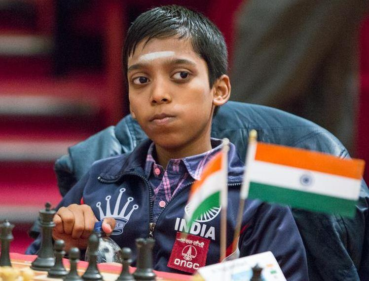 P a g e 210 India s R. Praggnanandhaa became the world s second youngest chess Grandmaster.