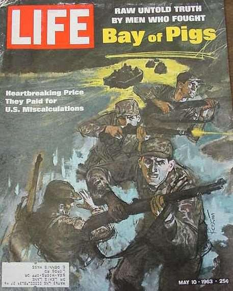 The Bay of Pigs was a disaster.
