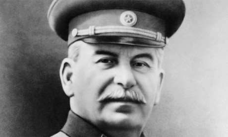 Stalin is