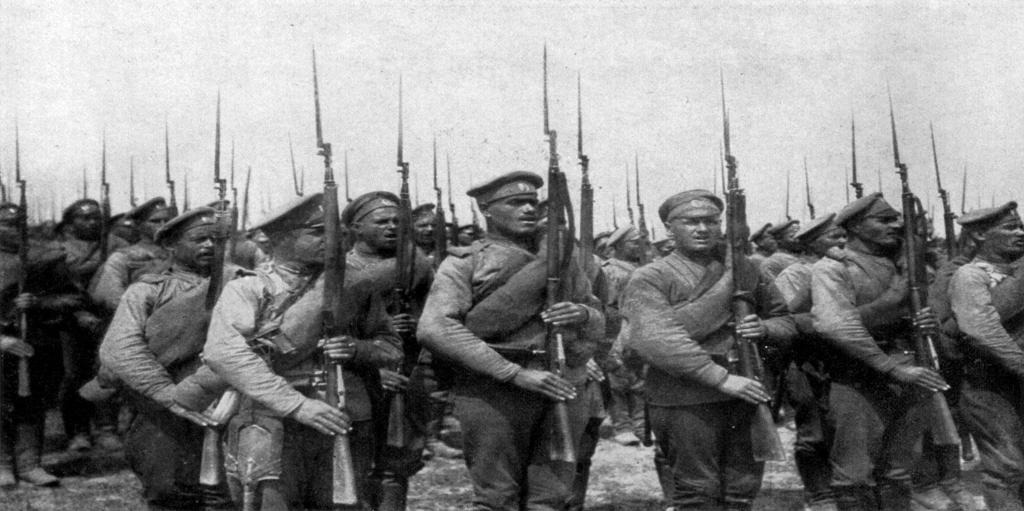 C. World War I: The Final Blow 1. Entering the war was the final factor that would lead to the end of the Czar s rule in Russia 2.