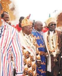 He further stated, In the past, the people of Kala- Ogoloma Kingdom particularly the Amadi-Ama Community had the Institution of Elders Councils which formed part of community leadership.