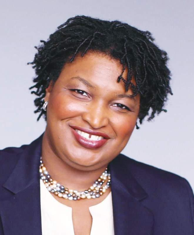 MAY 26, 2018 Stacey Abrams United States first black female governor nominee A former Georgia lawmaker and