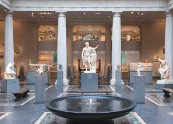Millions of people also take part in The Met experience online. Since it was opened in 1870, The Met has always aspired to be more than a treasury of rare and beautiful objects.