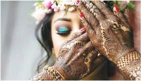 Henna has been used for centuries to dye skin (Body art or temporary tattoo), hair, and