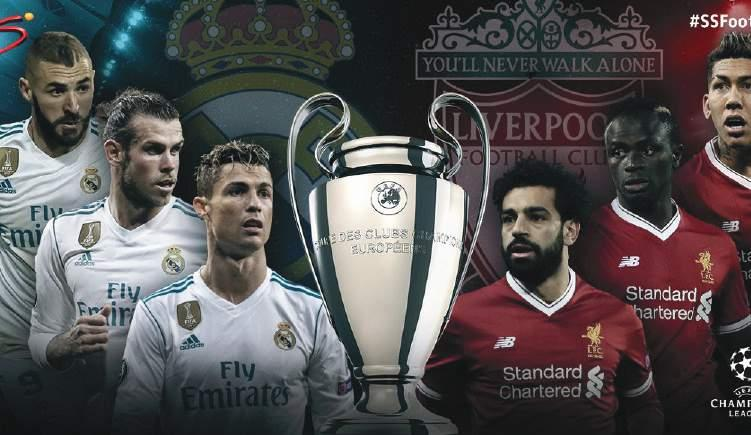 Twelve-time champions Real Madrid are looking to lift the trophy for the third year in a row, but to do so they will need to stop a free-scoring Liverpool outfit who are bidding for their first