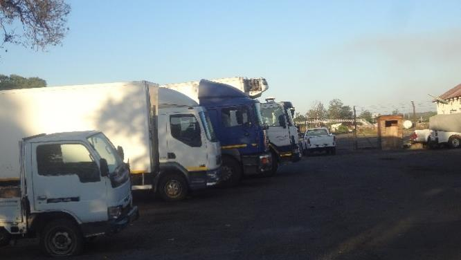 These trucks are imported from Japan and the UK and landing them in Zimbabwe will not cost anything less than US$10,000.