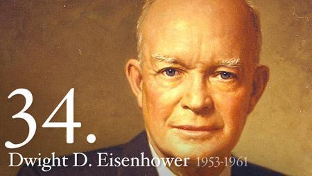 Eisenhower Doctrine Dwight Eisenhower elected president Concerned about the domino theory Spread of communism and