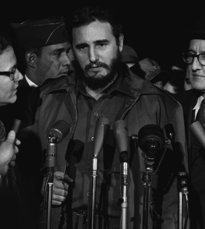 700 opponents and jailed even more Castro had